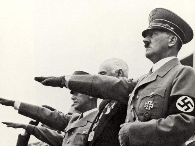 Adolf Hitler's absent sex drive was a talking point during the war.