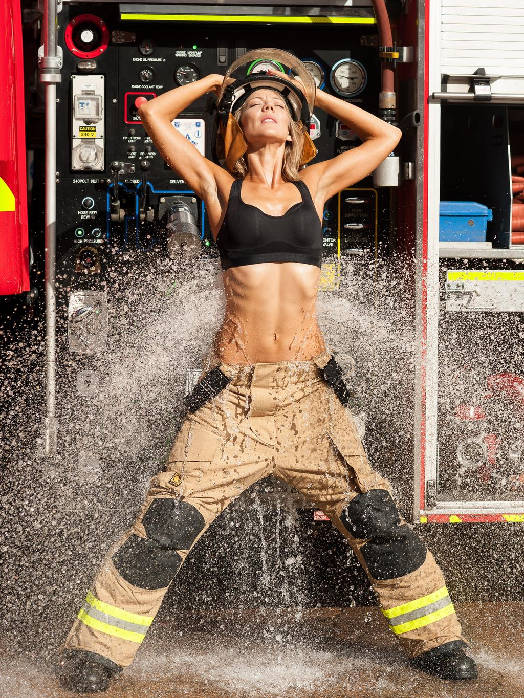 Real female firefighter nude, hardcore gothic porn pics
