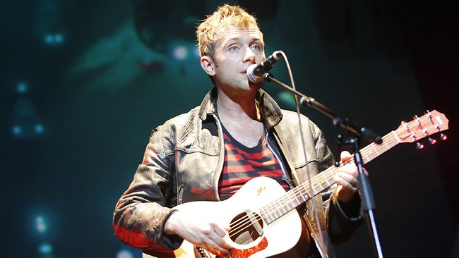 Blur frontman Damon Albarn said the band may use their extra time in Hong Kong to record their first album since 2003's Think Tank. Picture: AFP