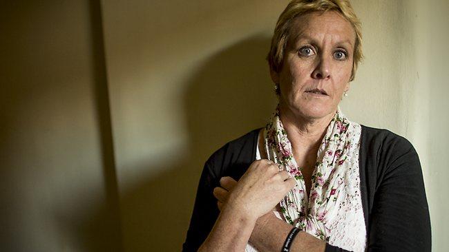 Family violence - Sue