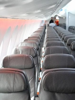 Although the 787 doesn't provide more leg room in economy, it does offer extra recline.