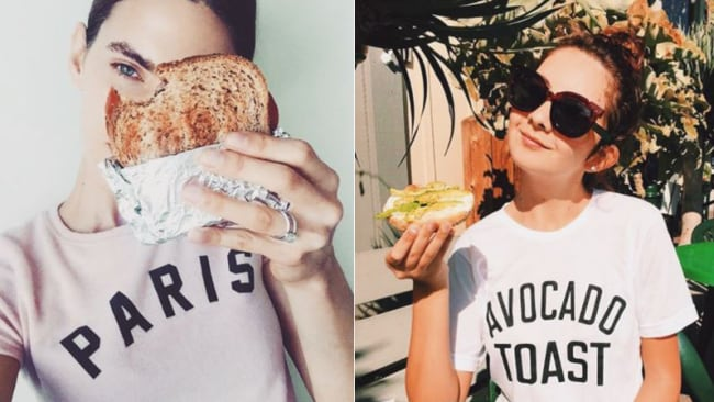 Pictures: Instagram@girlswithgluten