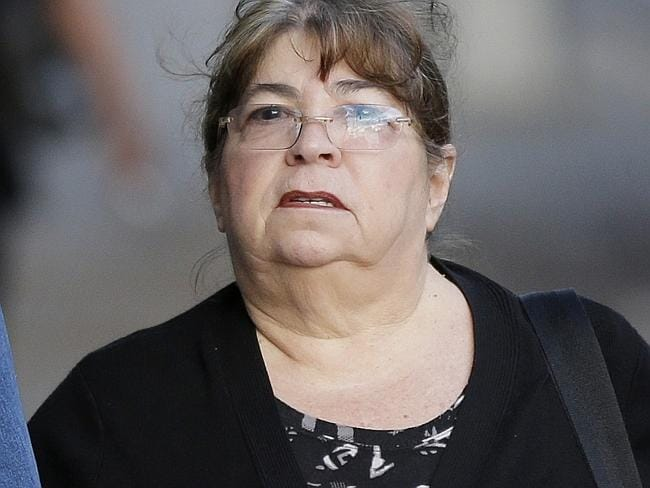 Annette Bongiorno, one of the five convicted, was Bernie Madoff's long-time secretary.