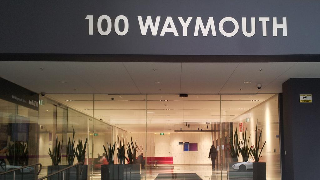 Ian Thomas was behind the sale of 100 Waymouth St, Adelaide