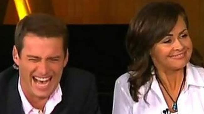 Karl Stefanovic put on quite a show for  <i>Today</i> viewers after a late night at the 2009 Logies.