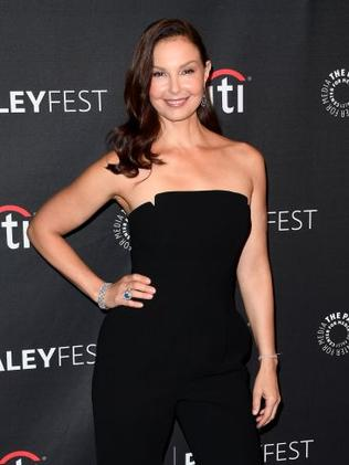 Ashley Judd has spoken about the producer's alleged behaviour. Photo: AFP PHOTO / Mark Ralston