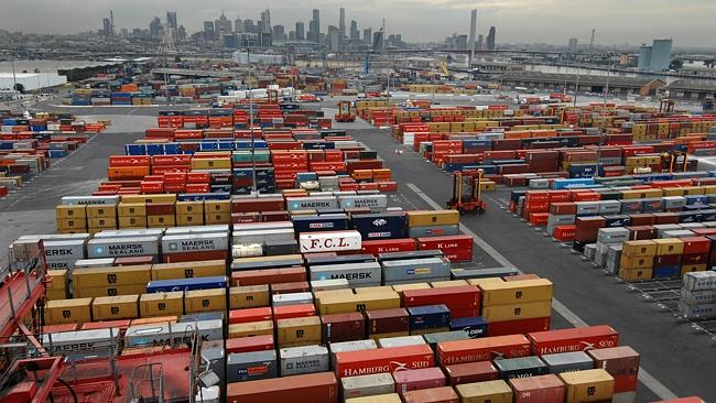 The Port of Melbourne is set to be sold regardless of who wins the next State election.
