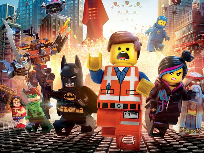 Lego thieves ... A group of thieves have been targeting Lego stores in NSW.