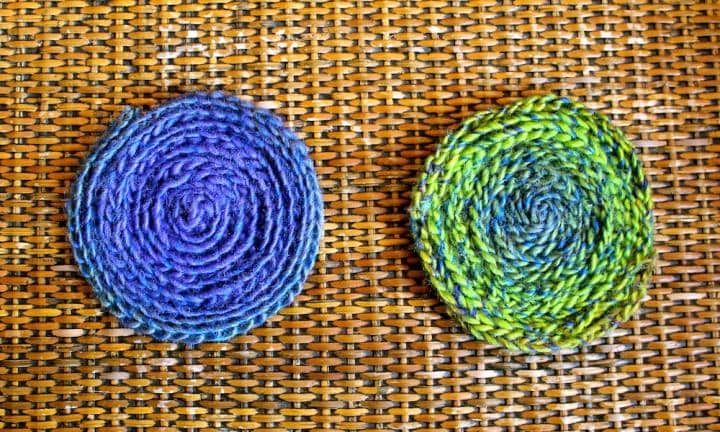 "Get your kids to get their crochet on and create a pair of matching coasters for Father's Day. It's also a great introduction to the wonderful world of crochet.  <a href=""http://www.kidspot.com.au/things-to-do/activities/how-to-crochet-make-easy-coasters"">See here for how to make a crocheted coaster.</a>"