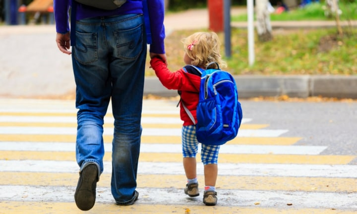 Mum guilt be gone - heavy schoolbags do not cause your kids back pain