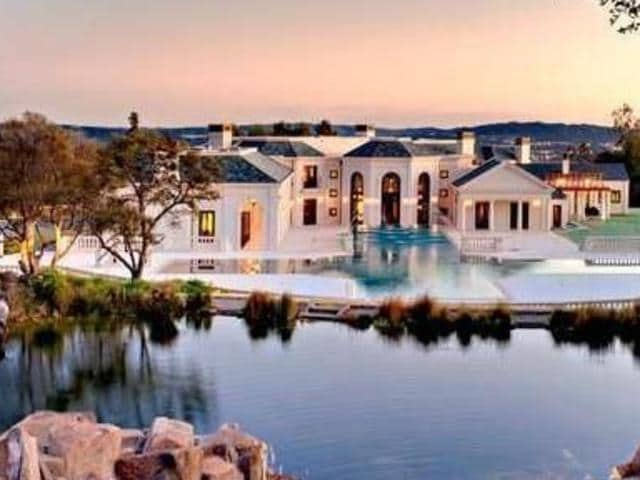 The world's most amazing homes