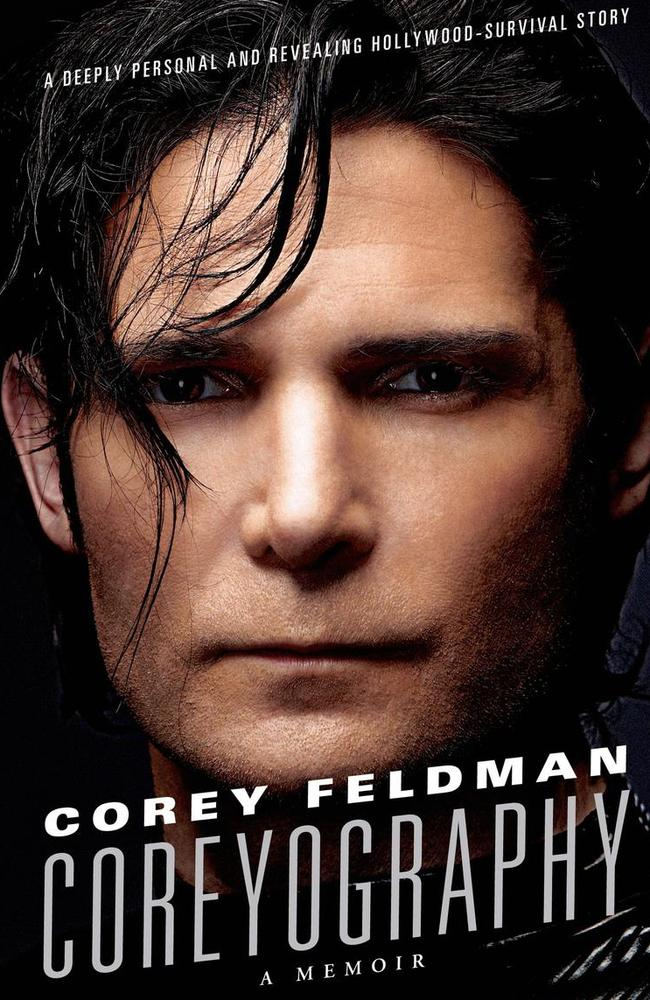 In his 2013 biography  <i>'Coreyography'</i>, Corey Feldman claimed young actors, including himself fellow star Corey Haim were targeted by a Hollywood paedophile ring. Picture: Supplied