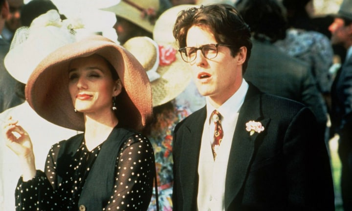 Flashback Friday: Four Weddings and a Funeral could be getting a sequel