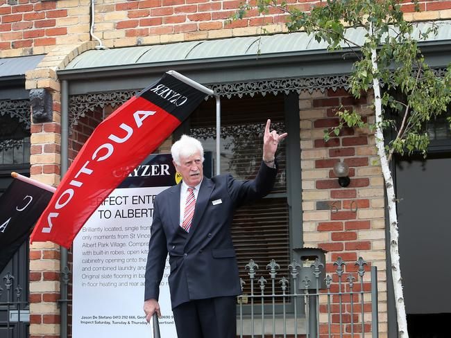 House prices in Sydney recorded the highest annual growth rate in 14 years in the year to February.