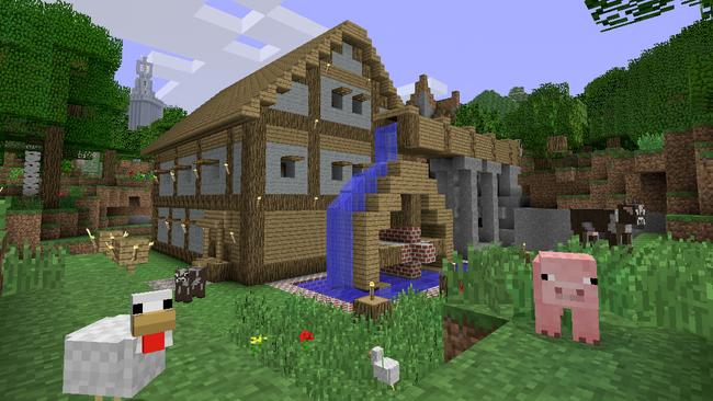 Persson sold Minecraft to Microsoft for $A2.7 billion last year.