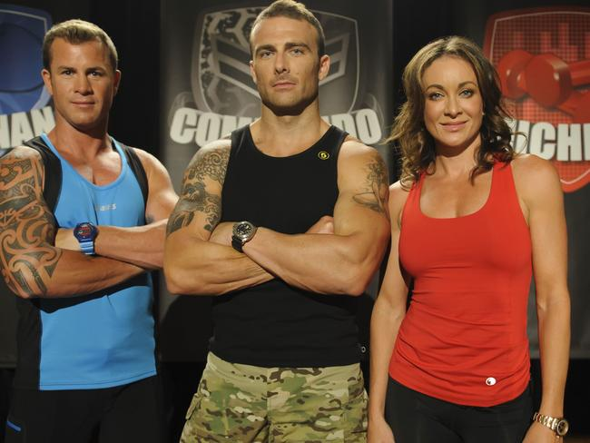Shannan Ponson, The Commando, Michelle Bridges. The Biggest Loser, Liverpool Whitlam Centre, Saturday December 8, 2012