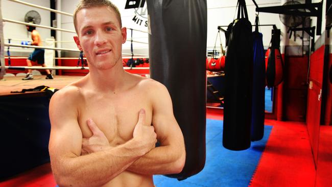 Blacktown boxer Will Tomlinson now calls the US home.