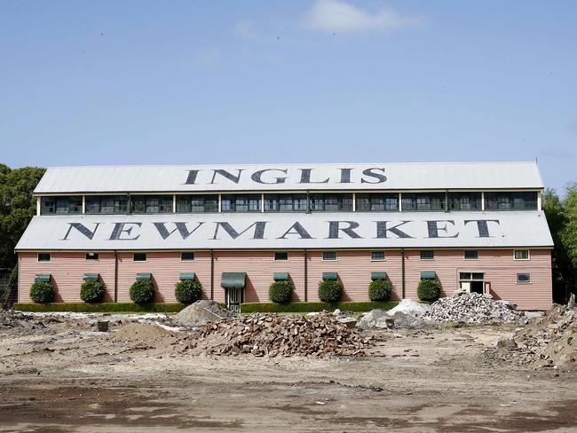 Newmarket Randwick will retain many of the sites' heritage features.