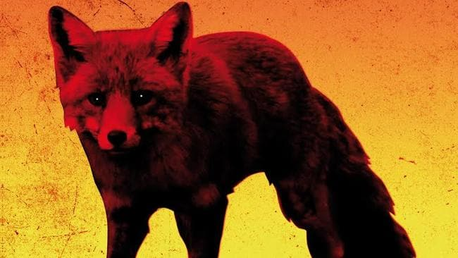 Fox on the run ... the cover of the Prodigy's The Day is My Enemy album.
