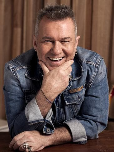 Jimmy Barnes is marking 30 years of his solo career. Picture: Supplied