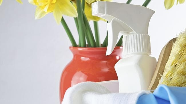 A simple spring clean can add value to your home. Picture: Thinkstock