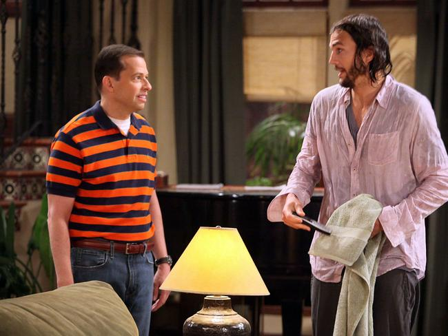 John Cryer and Ashton Kutcher make a pretty penny from their roles on Two and a Half Men.
