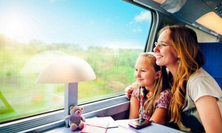 7 things I learnt travelling with a seven-year-old
