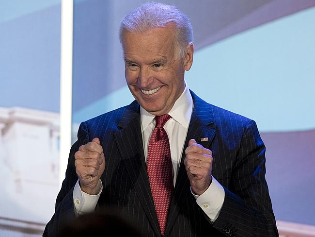 Delaware's most famous resident: US vice president Joe Biden, who represented Delaware as a senator for 36 years. His son, Beau Biden, is the state's attorney-general.