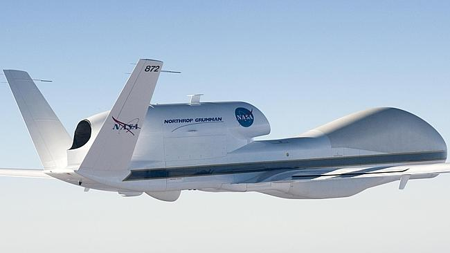 Clear favourite ... the Abbott Government will spend $2.5 billion on the US Navy Triton unmanned aerial vehicle.