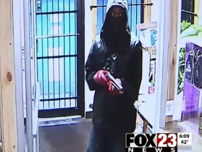 Forest acres robbery
