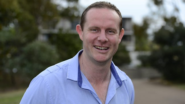 Labor's Darcy Byrne has been elected Leichhardt mayor for first time. Picture: Craig Wilson