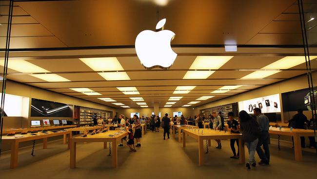 Apple Employees at Carindale Store in Australia Fired in Photo Scandal