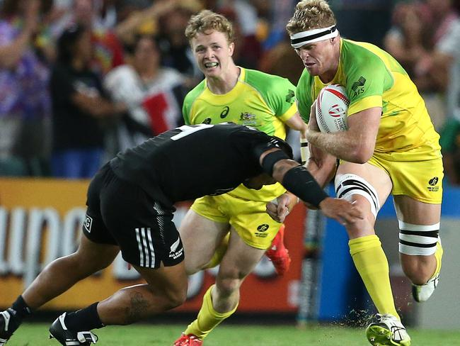 Aussies in prime spot to win Sydney 7s