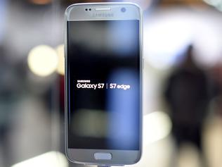 "(FILES) This file photo taken on February 21, 2016 shows the Galaxy 7 mobile device by Samsung presented in Barcelona. Samsung took out advertisements November 7, 2016 in major US newspapers to apologize for the Galaxy Note 7 scandal in which fire-prone batteries forced a global recall of the popular smartphones. The full-page ads in the Wall Street Journal, New York Times and Washington Post admitted the company ""fell short"" on its promise of delivering ""breakthrough technologies that enrich people's lives.""""For this we are truly sorry,"" the company said. / AFP PHOTO / LLUIS GENE"