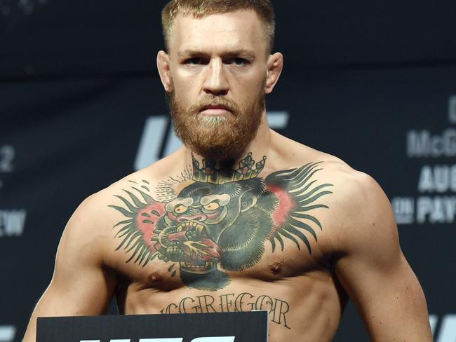 Conor McGregor Refuses To Forfeit Featherweight Belt After UFC 205