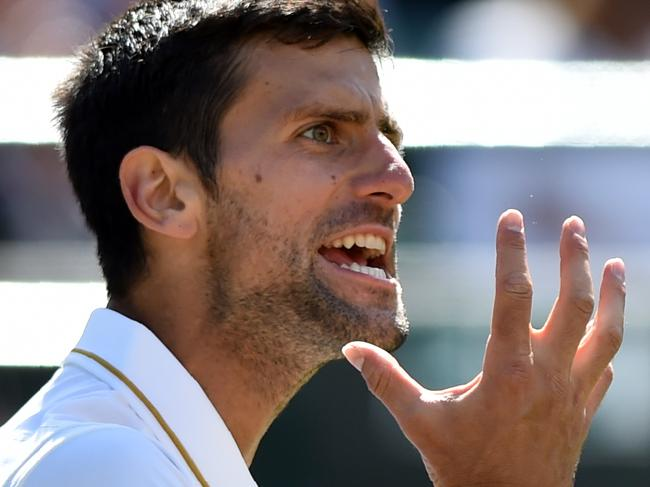 Novak Djokovic is well past crisis point