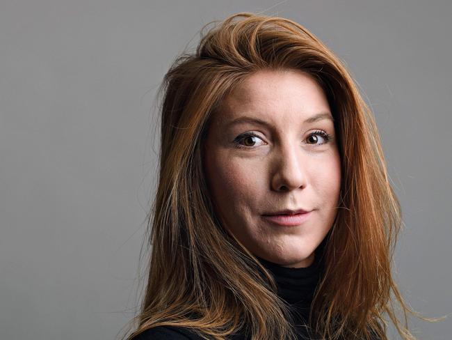 Kim Wall's headless torso was found with 15 stab wounds.