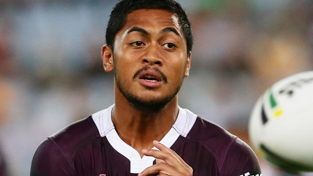 Anthony Milford was cleared of concussion symptoms.