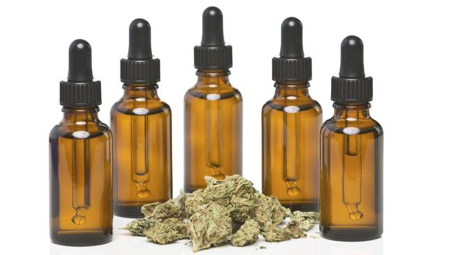 Medicinal cannabis is likely to come in the form of an oil. Source: iStock