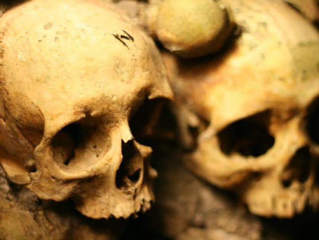 The Catacombs: People are dying to get in.