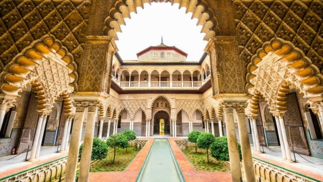 Seville's stunning Alcazar palace is a stand-in for Dorne. Photo: iStock