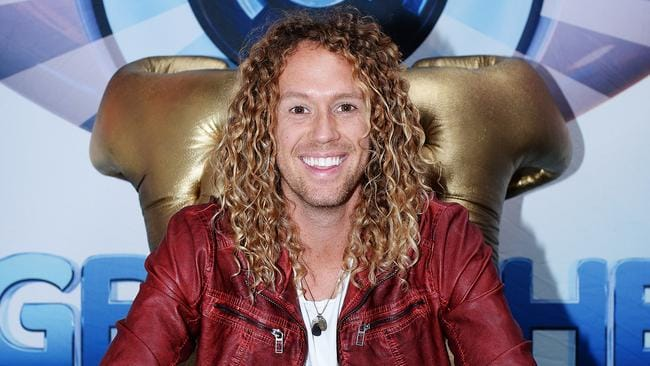 Second time ... Tim Dormer's shock stay in the Big Brother house is indefinite.