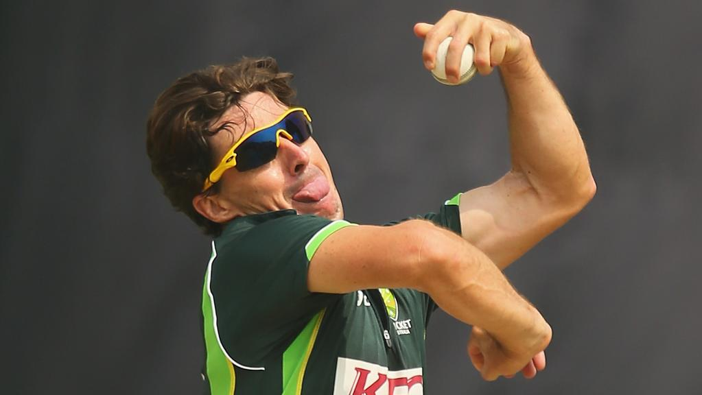 Brad Hogg: The Australian dressing room could be brutal.