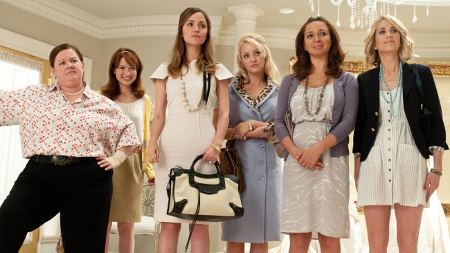 Bridesmaids movie: Kristen Wiig reveals infamous scene she didn\'t ...