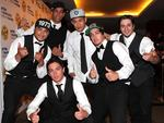 Pride of Australia National Medal 2011 Award Ceremony and Gala Dinner at the Four Seasons. Justice Crew. Picture: Adam Ward