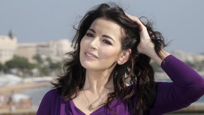 Nigella Lawson has moved out of her marital home and is said to very upset about the legal dispute with her former employees.