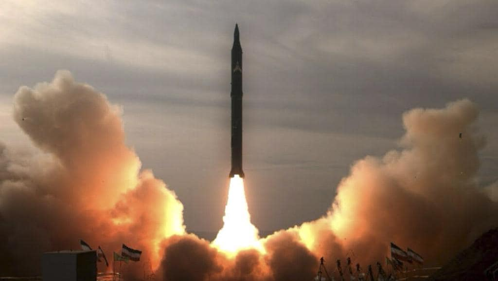 Iran's parliament on Sunday approved more than half a billion dollars in funding for the country's missile program. Picture: AP