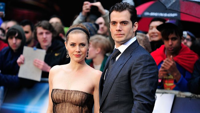 Amy Adams Henry Cavill Superman