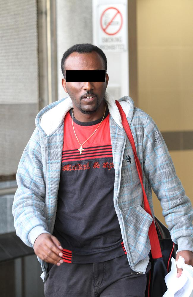 A taxi driver accused of sexual assault outside court today.