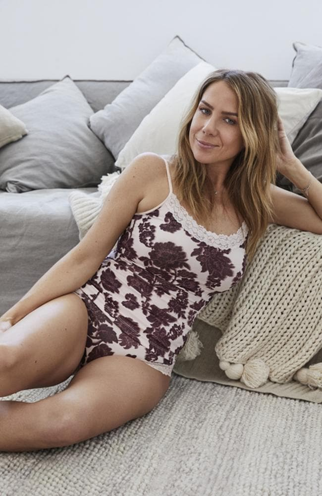 Kate Ritchie for the new Jockey campaign. Picture: Jockey